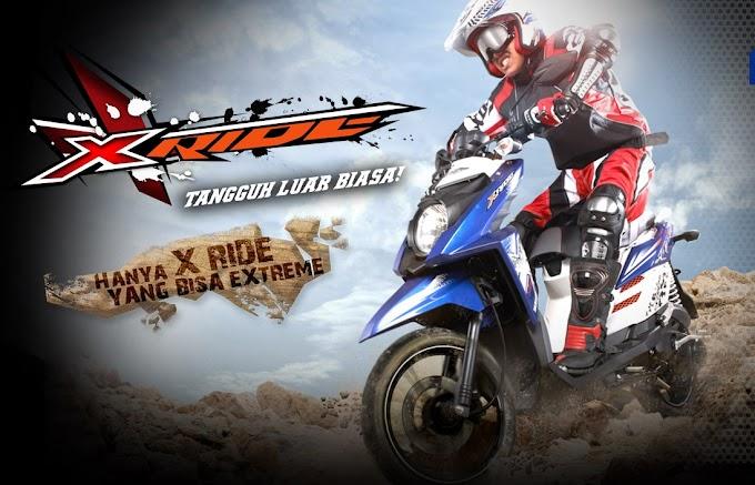 Yamaha X-Ride Resmi Diperkenalkan, April Mulai Produksi