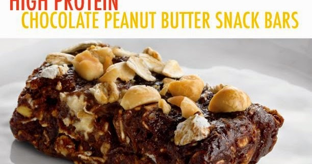 21 Day Fix Chocolate Peanut Butter Protein Bars — JACLYN STOKES