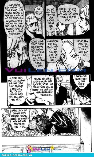 Detective Conan - Thám Tử Lừng Danh Conan chap 581 page 14 - IZTruyenTranh.com