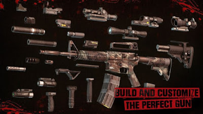 Gun Master 3: Zombie Slayer v1.0.1 Mod Apk Unlimited Money