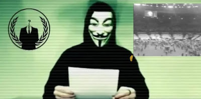 Anonymous publishes details of 'ISIS recruiters' and takes down 5,500 Twitter accounts