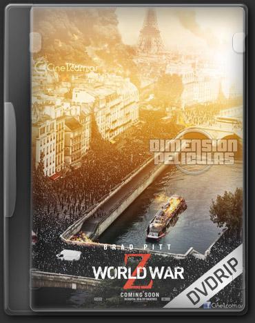 World War Z (DVDRip Unrated Inglés Subtitulada) (2013)