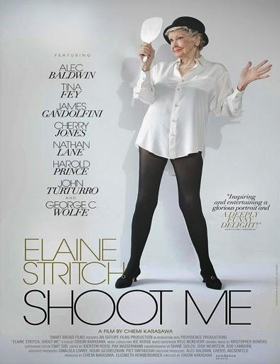 Ver Elaine Stritch: Shoot Me (2013) Online