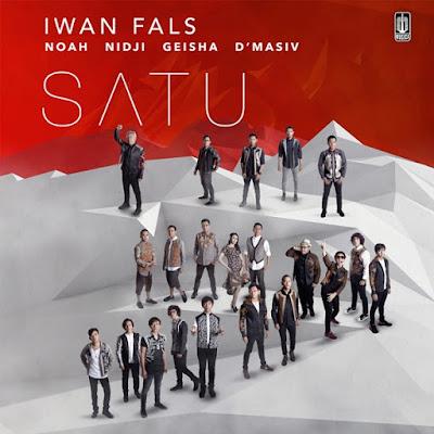 Free Download Full Album Iwan Fals - Satu (feat. Noah, Nidji, Geisha & d'Masiv)