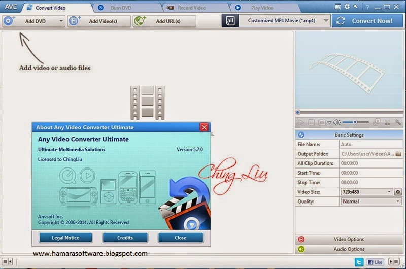 avc converter free download full version