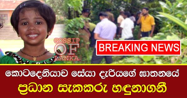 Kotadeniyawa murder suspect identified