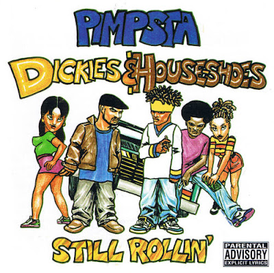 Pimpsta – Dickies & House-Shoes (CD) (1995) (320 kbps)