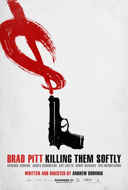 Killing Them Softly Minimalis Movie Poster