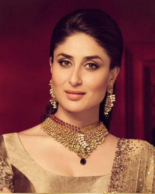 Kareena Kapoor's Latest Malabar Jewellery Ads shoot
