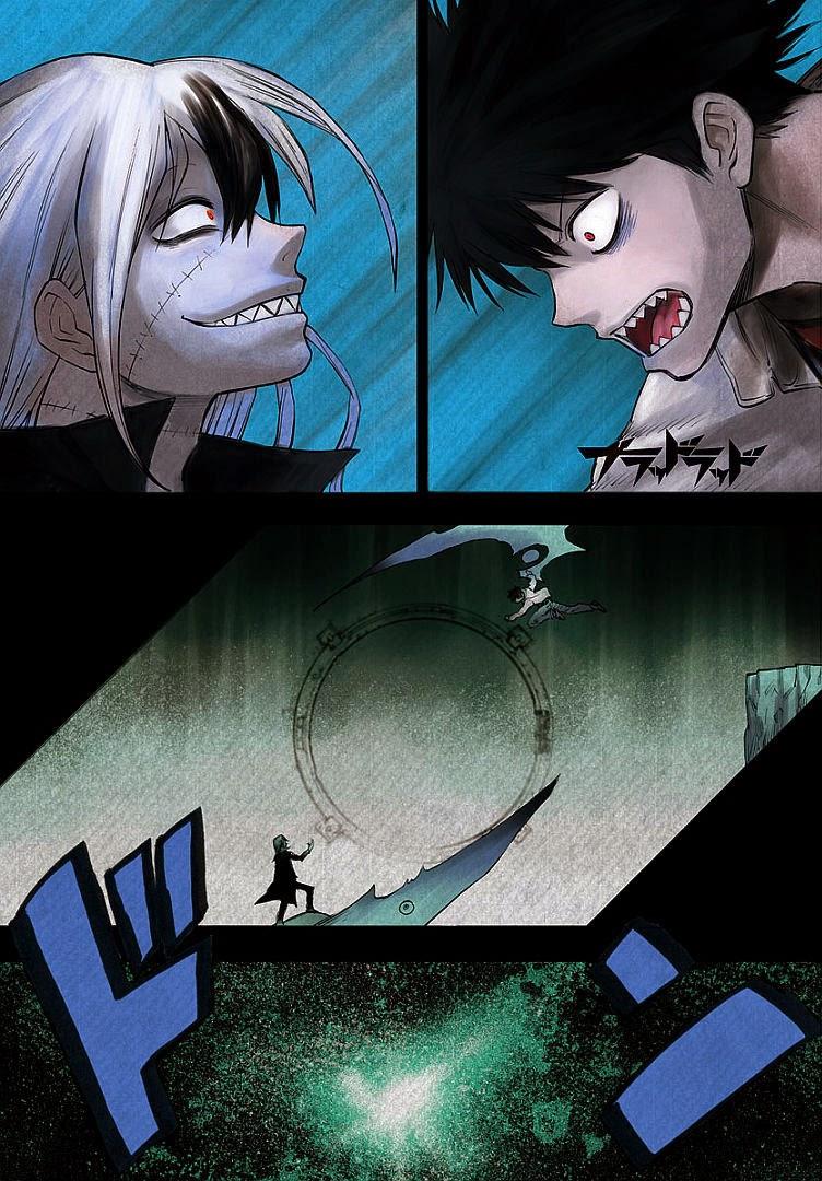 Dilarang COPAS - situs resmi www.mangaku.web.id - Komik blood lad 046 - chapter 46 47 Indonesia blood lad 046 - chapter 46 Terbaru 3|Baca Manga Komik Indonesia|Mangacan