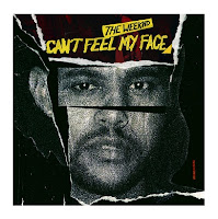 The Weeknd Can't Feel My Face Lyrics