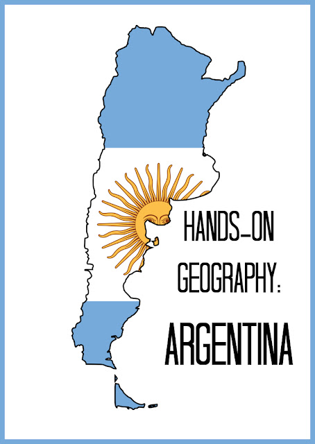 Books, activities and resources to introduce elementary school students to Argentina