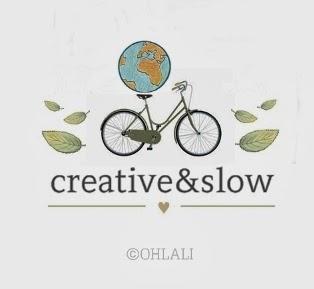 Participo en #Creative&Slow