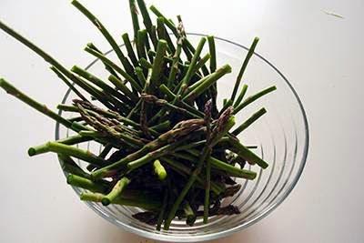 Quiche agli asparagi 4