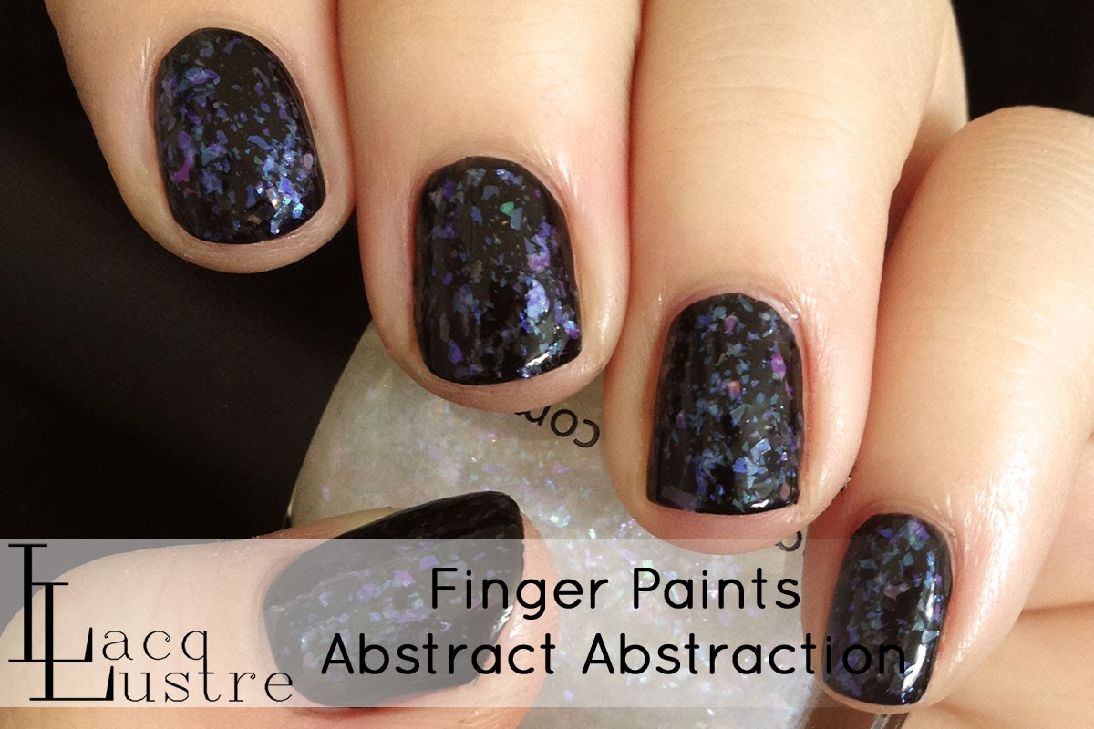 Finger Paints Abstract Abstraction swatch