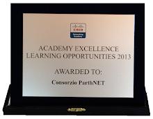 Premio ACADEMY EXCELLENCE - 2013