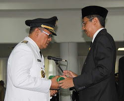 Randiman Tarigan Jadi Pj Walikota Medan