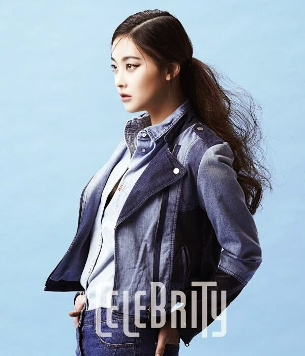 Oh Yeon Seo - The Celebrity May 2014