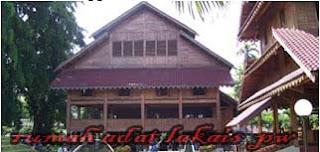 Rumah Adat Laikas Sulawesi Tenggara,Keberagaman dan keunikan rumah adat di Indonesia yang terkenal di mata dunia