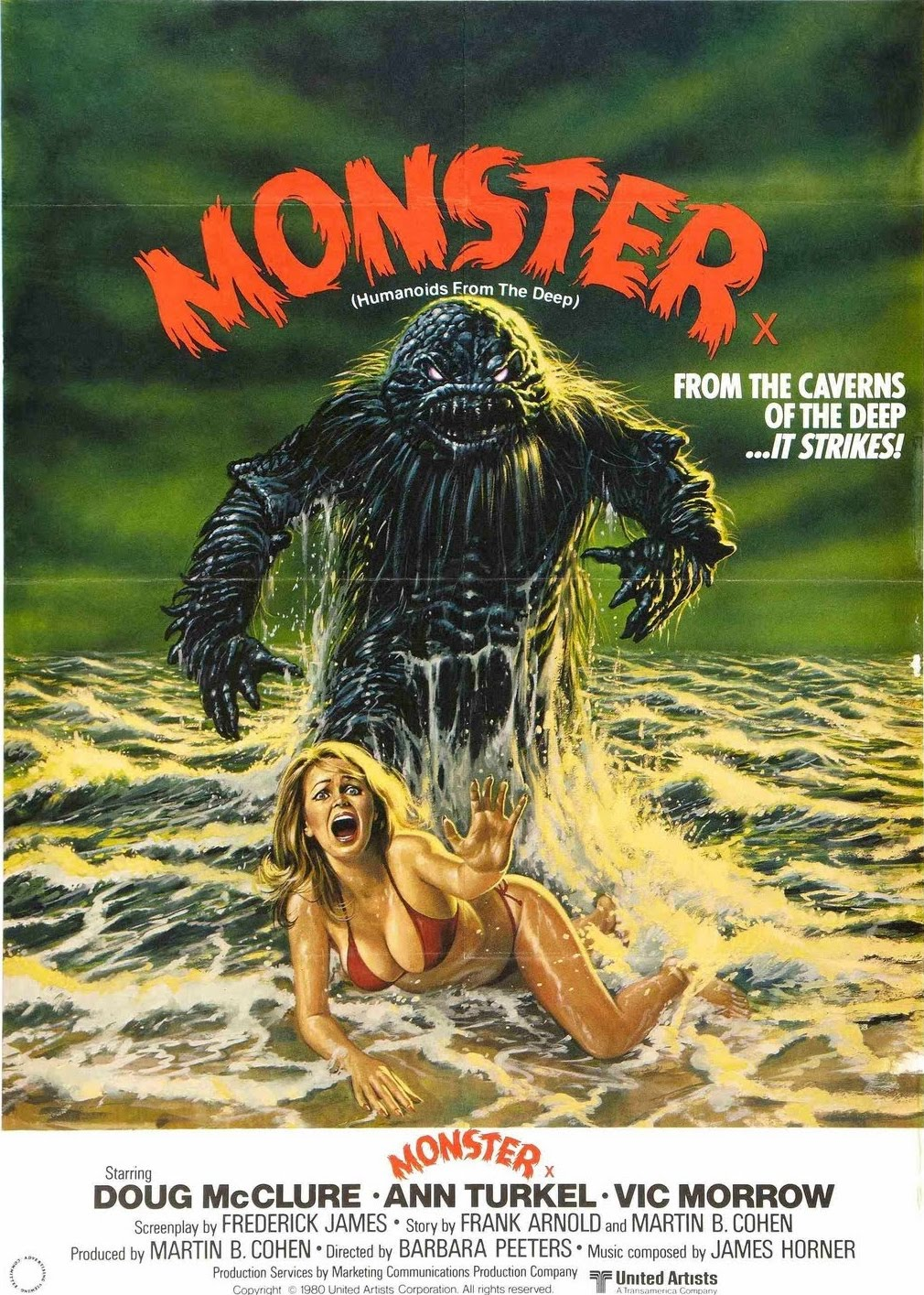 Les Monstres de la Mer