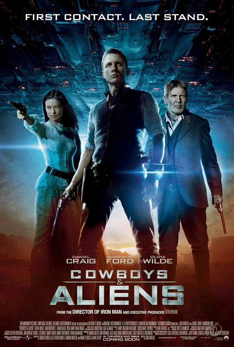 Astral nymphets  Cowboys & Aliens (2011)