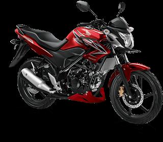 Foto Honda CB150R Merah