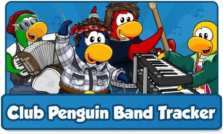 Club Penguin Band Tracker June 2011 Cheats