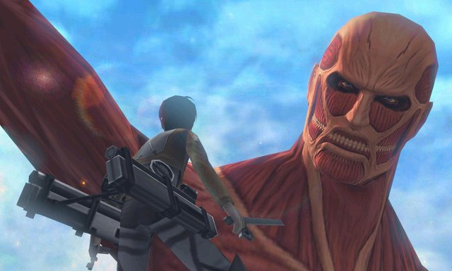 Attack on Titan Game  Playstation 4  2016