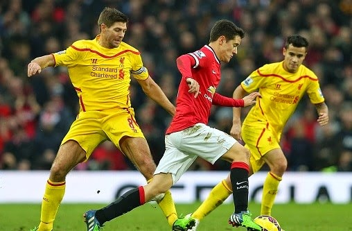 Things we learned from Manchester United vs Liverpool