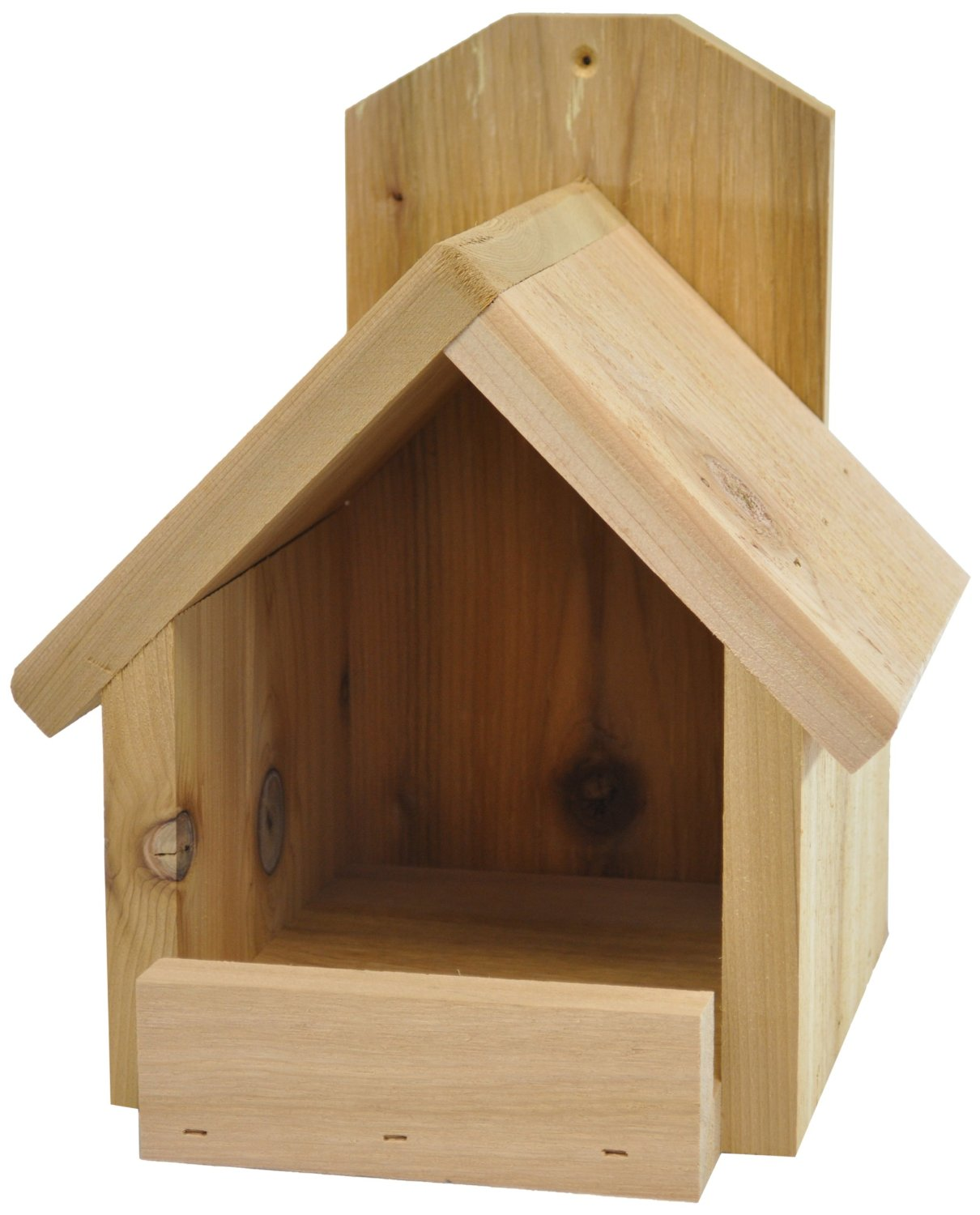 Bird In Everything Birdhouse For Cardinals