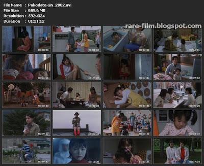 Pakodate-jin (2002) Download