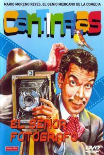 descargar Cantinflas: El Señor Fotografo – DVDRIP LATINO