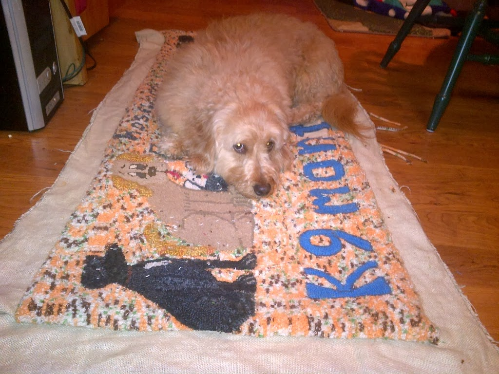 Rug Hooking Rules Rosewood Pet Resort Rug Just For You