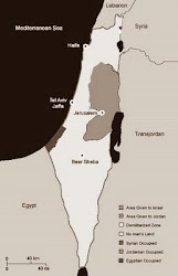 Israel After 1949 Armistice