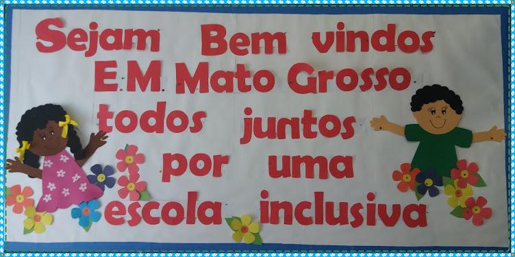 Escola Municipal Mato Grosso