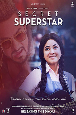 Secret Superstar 2017 Hindi Full Movie HD 720p