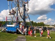Fall fair in Muskoka ON