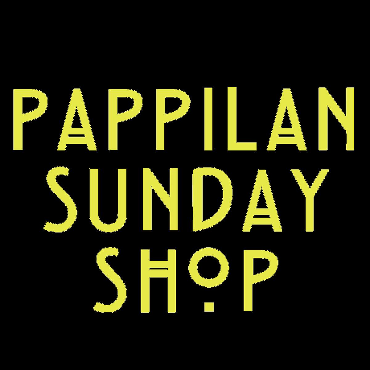 Yhteistyössä: Pappilan Sunday Shop
