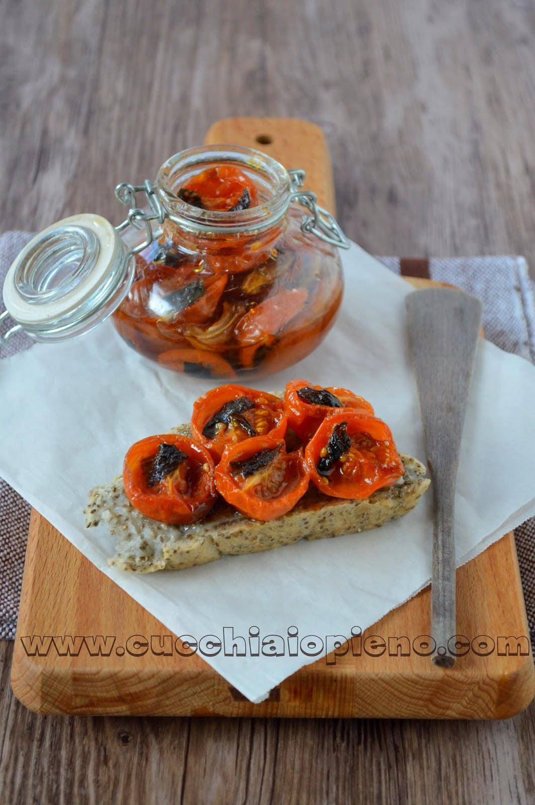 tomate confit