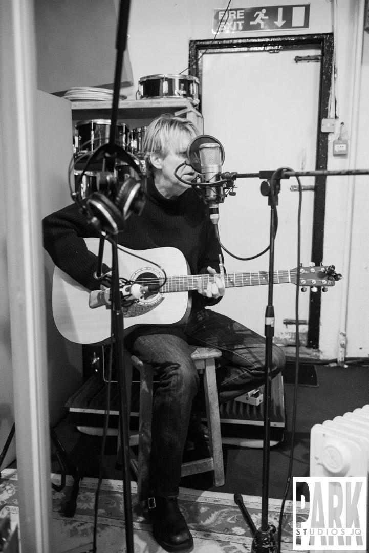 Birmingham recording studio Park Studios JQ | live room