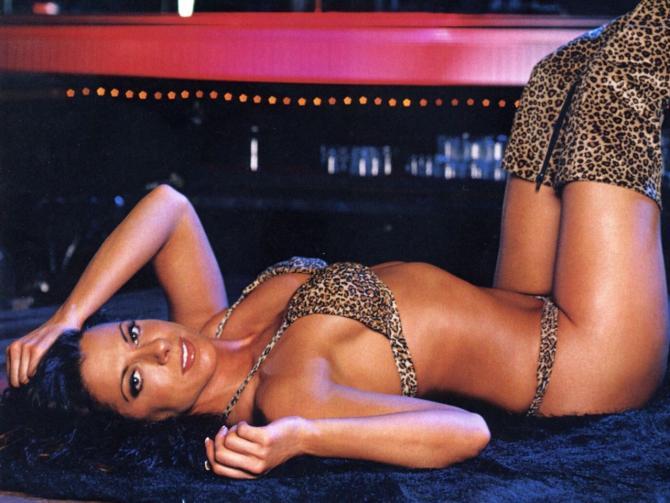TITS wrestler dawn marie nude
