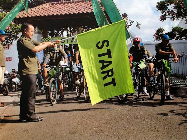KLH Gelar Rally Foto Lingkungan