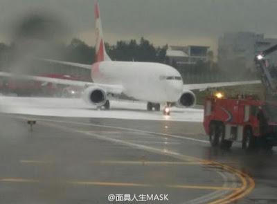 Air China, közlekedési baleset, Kína, utasszállító repülőgép,