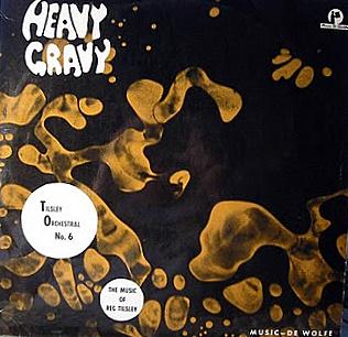 Reg Tilsley Heavy Gravy Tilsley Orchestral N6