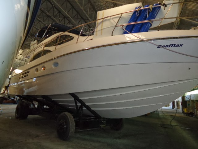 Intermarine 500 Full Ano 2002