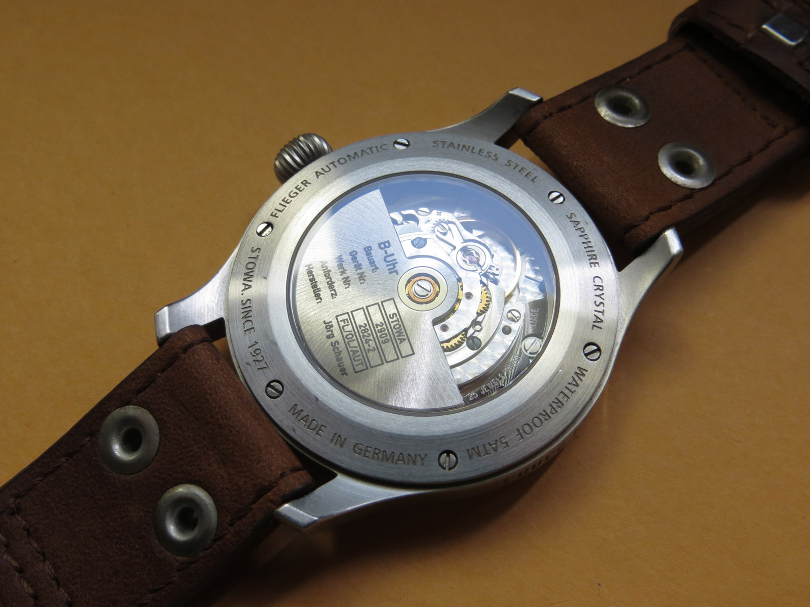 watch sold watches this review stowa was schauer enthusiasts the img prodiver
