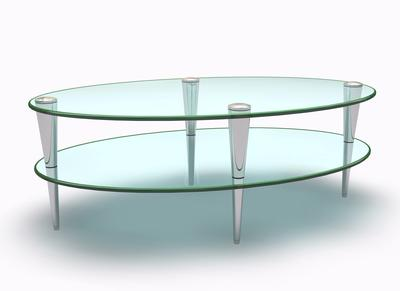Modern glass table designs. | An Interior Design