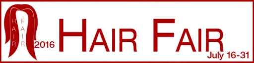 Hair Fair 2016 open NOW!