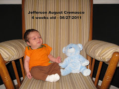 Jefferson 4 Weeks Old