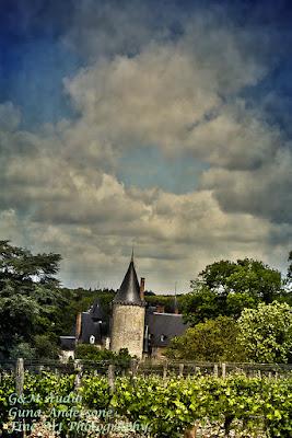 gunadesign guna anderson Château de Tracy, France